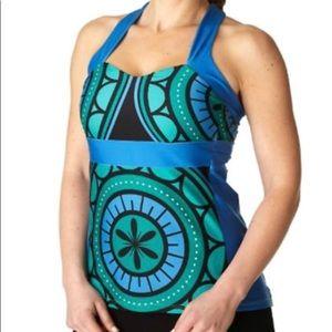 NWT Moxie Cycling Running Yoga Athletic Jersey